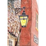 Wandering Camera – Old York Street Light
